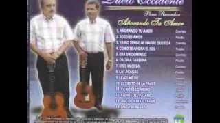 Nuestro Egoísmo - Dueto Aves Cantoras (Buen Sonido)