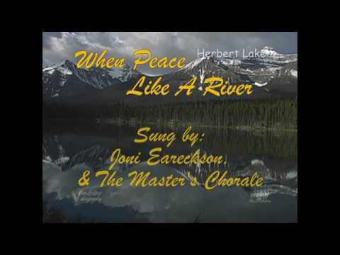 When Peace Like A River Chords Chordify