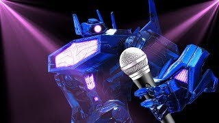 "Transformers Shockwave Sings ""You're Welcome"" - Moana (4th of July Special)"