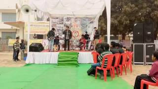Mere Mehboob (sanam puri version) Live performance