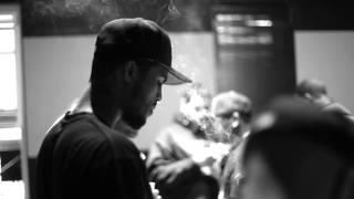 DAVE EAST in the Studio mixtape (BlacK Ross)