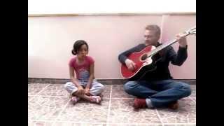 - A La Orilla De Un Palmar- Ana Gabriel - cover por THANIA NAYATH,