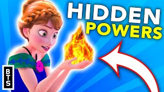 Disney's Frozen 2 Theory: Anna Has Hidden Powers Of Her Own