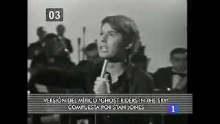 La tele de tu vida: Raphael - Jinetes en el cielo (1970)
