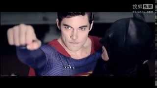 蝙蝠俠大戰超人2015年搞基預告片
