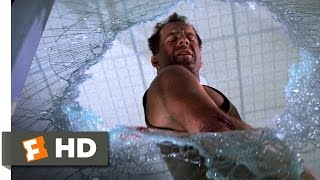 Die Hard (2/5) Movie CLIP - Welcome To The Party, Pal (1988) HD