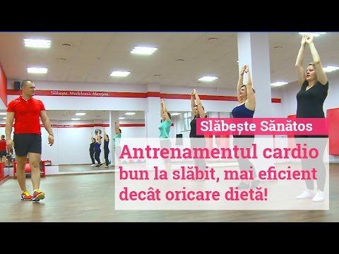Antrenamentul cardio bun la slăbit, mai eficient decât oricare dietă!