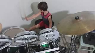 Janis Joplin cover ft Drum Solo from Waylon