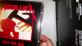 Metallica Kill 'Em All Unboxing & Review