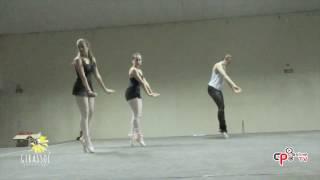 Preparativos 12º Espetáculo de Dança Girassol