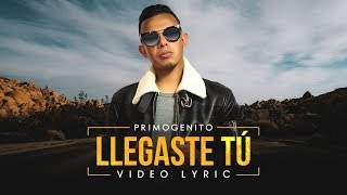 Sawi   Llegaste Tú (Video Lyric) ★Reggaeton Cristiano★