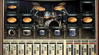 Pearl Jam - Porch [drums track]