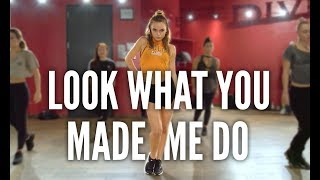 TAYLOR SWIFT - Look What You Made Me Do (Dance Video) | Kyle Hanagami Choreography width=