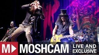 Slash ft.Myles Kennedy & The Conspirators - Halo | Live in Sydney | Moshcam