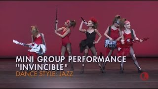 Dance Moms | The Mini's Group Dance Invincible