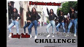 [KPOP IN PUBLIC CHALLENGE] 'Dreamcatcher(드림캐쳐) - Lucky Strike' dance cover by Black Angels