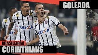 Corinthians 3 x 0 Vasco - narrações: Oscar Ulisses, José Silvério e Nilson César