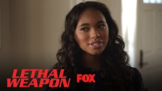 Riana Blackmails Her Father | Season 3 Ep. 5 | LETHAL WEAPON