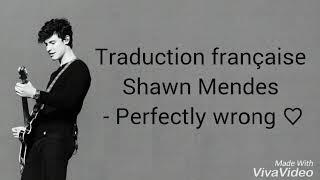 Traduction française Shawn Mendes - Perfectly wrong ♡♡