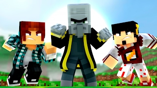 Minecraft Origem - NOVA INTRO !! ( Minecraft Animation )