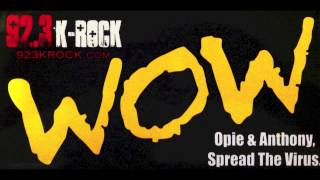 Format Change: Opie & Anthony Flip 'K-Rock' Format For CBS (03-09-2009)