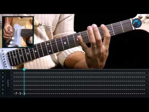 Aperfeiçoamento de Escalas - Modo Dórico (aula de guitarra)