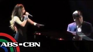 Jennifer Hudson, Jessica Sanchez in 'Yolanda' benefit concert