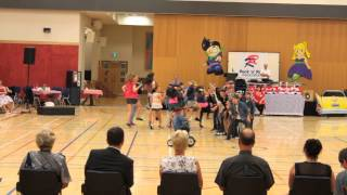 2013  NZ Rock and Roll Junior Nationals (Novelty Section, Invercargill RNR Club)