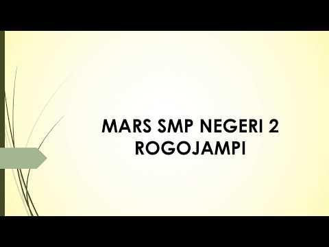Mars SMP Negeri 2 Rogojampi