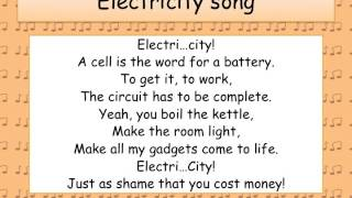Electri city Song
