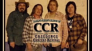 Creedence Clearwater Revival tribute band CCR