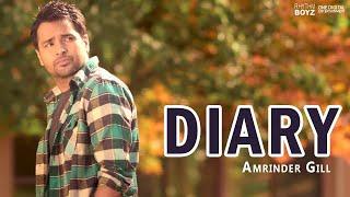 Diary | Judaa 2 | Amrinder Gill | Full Music Video 2015