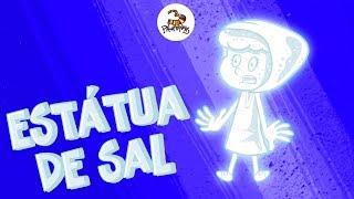 Estátua de Sal - 3Palavrinhas - Volume 4
