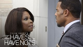 What Has Veronica Done to Wyatt? | Tyler Perry's The Haves and the Have Nots | Oprah Winfrey Network