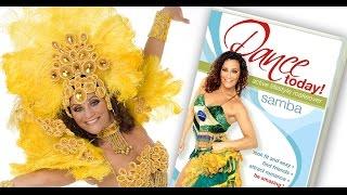 """Dance Today: Samba"" with Quenia Ribeiro - instant video/DVD Trailer"