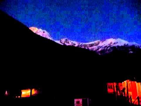 Magnificent sunrise in Kalopani – Annapurna Circuit – View at Dhaulagiri – Nepal – Unique –
