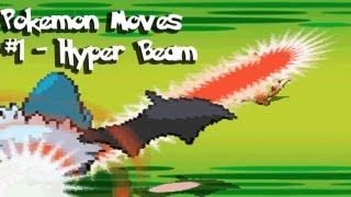 Pokemon Moves #1 - Hyper Beam (from EVERY Generation)