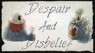 Despair and Disbelief - Undertale Comic Dub