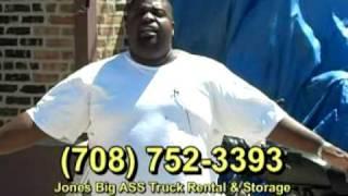 Jones' Big Ass Truck Rental & Storage (2nd Spot)