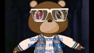 kanye west good morning remix