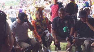 Whitefish Bay Singers Live @ Six Nations Powwow 2017