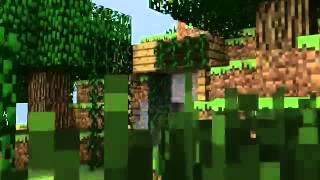 Minecraft intro no text