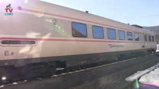 Nagibni vlak u Ličkom Lešću