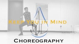 Guordan Banks (@guordan) - Keep You in Mind | @iamvjlopez Choreo