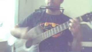 mana vivir sin aire , gaita e violao , harmonica and guitar
