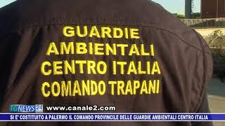 Si è costituito a Palermo il Comando Provinciale delle Guardie Ambientali Centro Italia