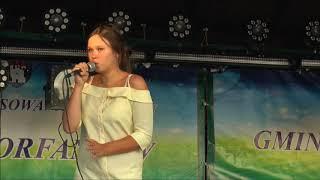 """Julia BIERUTA w piosence """"Miał być ślub""""  (cover) Monika Brodka"""