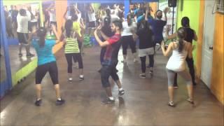 Metela Sacala El Chevo  Zumba Escuela de baile  Ritmo y Sabor