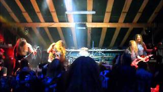 Witchburner live at Heavy Metal Forces 2011