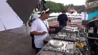 DJ AXEL opening ERIC MORILLO
